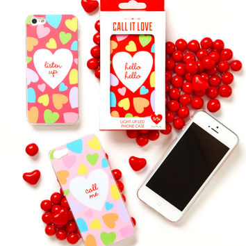 Call It Love Light Up iPhone 5/5S Case