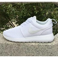 """""""NIKE"""" Trending Fashion Casual Sports Shoes Pure White"""