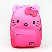 Hello Kitty Backpack: Pink Ombre