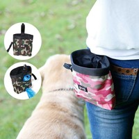 Training Dog/Pet Pouch For Treats Or Waste Bags
