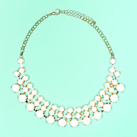 Pearly Gates Necklace