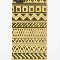 Zero Gravity Etched Mirrored iPhone 5/5s Case- Yellow One