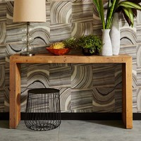 Emmerson Console, Reclaimed Pine
