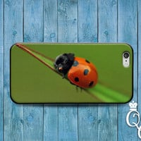 iPhone 4 4s 5 5s 5c 6 6s plus iPod Touch 4th 5th 6th Generation Cute Custom Funny Lady Bug Puppy Black Pug Phone Cover Fun Gift Joke Case