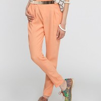 Mission Belted Trousers