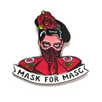 Mask For Masc Pin