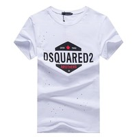 Boys & Men Dsquared2 Fashion Casual Shirt Top Tee