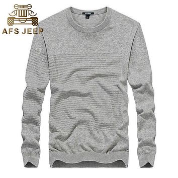 CLOTHES Brand Sweaters Men 2017 Pullovers Casual Sweater Thin Male O Neck Solid Simple Slim Fit Knitting Mens Sweaters Man