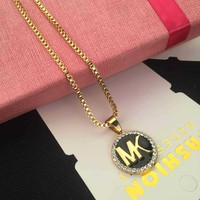 Stylish Shiny Gift Jewelry New Arrival Pendant Necklace [6542728387]
