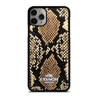 COACH NEW YORK SIGNATURE CITY iPhone Case Cover
