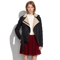 Barbour® Matlock Quilted Moto Jacket - barbour - shopmadewell's JACKETS & OUTERWEAR - J.Crew