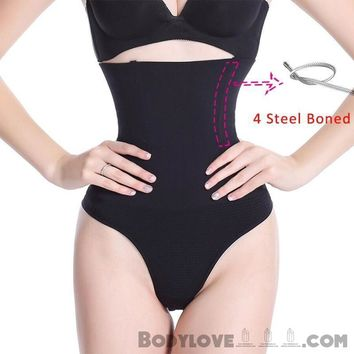 Waist Cincher Thong Girdle