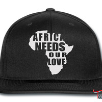 Africa Needs Our Love Snapback