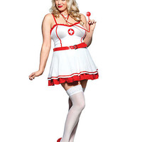 Miss Diagnosed Plus Size Costume | Sexy Clothes Womens Sexy Dresses Sexy Clubwear Sexy Swimwear | Flirt Catalog