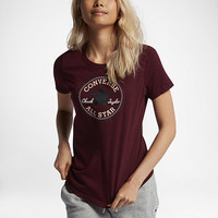 The Converse Chuck Patch Women's T-Shirt.