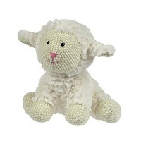 Maison Chic Lillie the Baby Lamb Plush 35518, 8 in