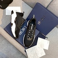 Christian Dior  Woman's Men's 2020 New Fashion Casual Shoes Sneaker Sport Running Shoes