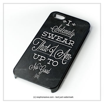 Harry Potter Movie Magic Spelling Quotes iPhone 4 4S 5 5S 5C 6 6 Plus , iPod 4 5 , Samsung Galaxy S3 S4 S5 Note 3 Note 4 , HTC One X M7 M8 Case