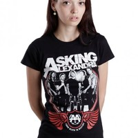 Asking Alexandria - Contrast - Girly