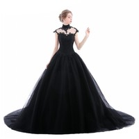 The Dark Fairytale Gown