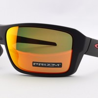 NEW Oakley Double Edge 9380-05 Prizm Polarized Sports Surfing Cycling Sunglasses