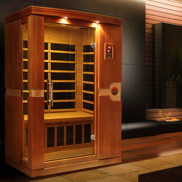 Dynamic Venice 2-person FAR Infrared Sauna