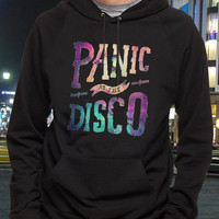 Panic At The Disco Galaxy hoodie for unisex adult