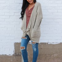 Secret Keeper Cardigan