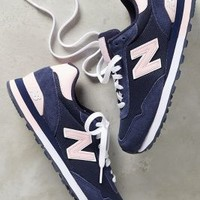 New Balance 515 Sneakers in Black Size: