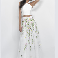Intrigue 274 Two Piece Prom Dress