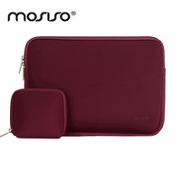 MOSISO Waterproof Laptop Bag Case For Macbook Air Pro Retina 11 13 15 Carry Pouch Cover For Lenovo Notebook Soft Sleeve Bags