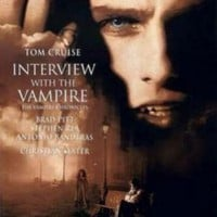 (24inx36in ) Interview With The Vampire poster