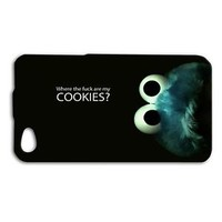 Funny Case Cute Cookie Quote Phone Cover iPhone Cool iPod Custom Girl Boy Fun