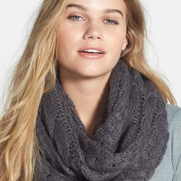 Junior Women's BP. Cable Knit Infinity Scarf