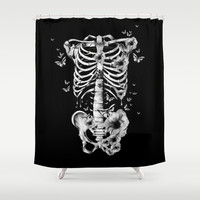 Inner Peace Shower Curtain by Kristy Patterson Design