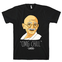 CHILL GHANDI TEE - PREORDER