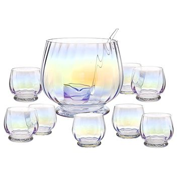 Monterey 10pc Punch 246oz&8cup
