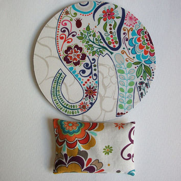 Matching WRIST REST for MousePads  - Pick your own pattern
