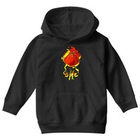 life is basketball Youth Hoodie