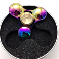 Alloy  Fidget Spinner Toy