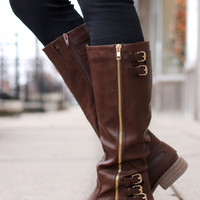 Buckle Down Boot