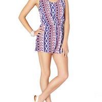 Southwest Lattice Romper