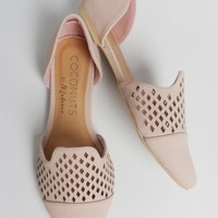 Elective Cutout Flats By Matisse