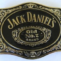 Jack Daniel's Tennessee Whiskey Belt Buckle