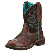 Ariat Fatbabay Heritage Dapper Womens Cowgirl Boots