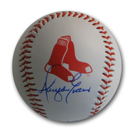 Autographed Dwight Evans Fenway 100Th Anniversary Logo Baseball (MLB Authenticated)
