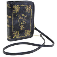 Disney Beauty And The Beast Book Crossbody Bag