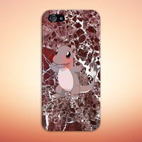 Charmander Maroon Marble x Stone Phone Case iPhone 6 iPhone 6 Plus Tough iPhone Case Galaxy S7 Samsung Galaxy Case Printed CASE ESCAPE