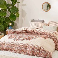 Marika Medallion Duvet Snooze Set
