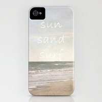 sun, sand, surf iPhone Case by Shawn Terry King   Society6